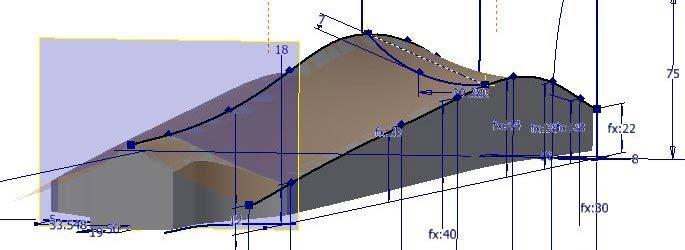 Application of Computational Method for Cricket Bat Designers