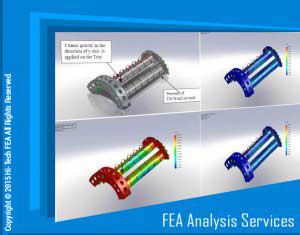 FEA Analysis for Design